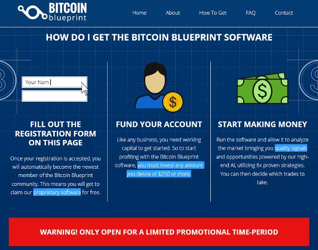 Bitcoin Blueprint Software Reviews