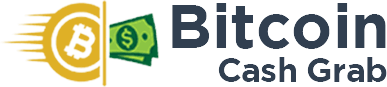 Bitcoin Cash Grab Logo