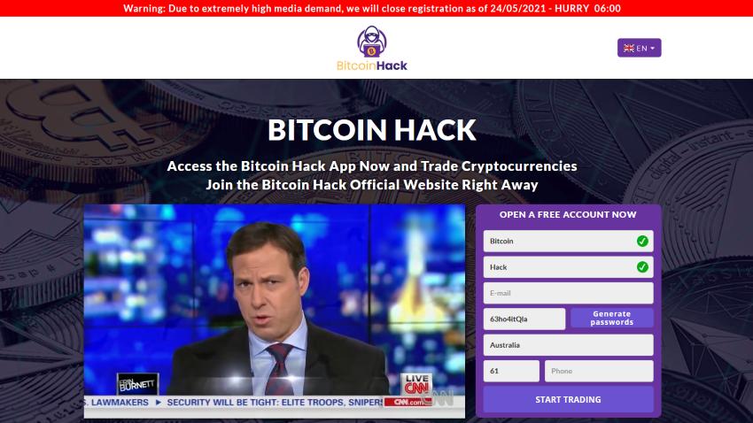 Bitcoin Hack App Review