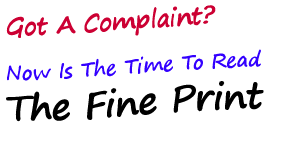 Broker Complaints Quote