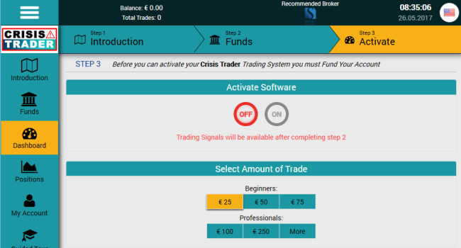 Auto binary trader software