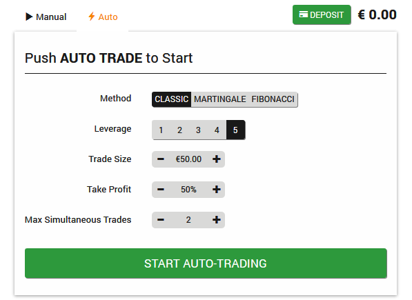 CryptoRobot Automated Trading Software