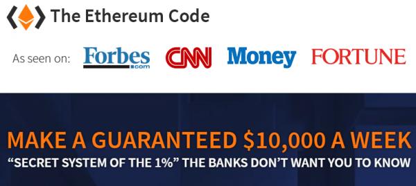 The Ethereum Code
