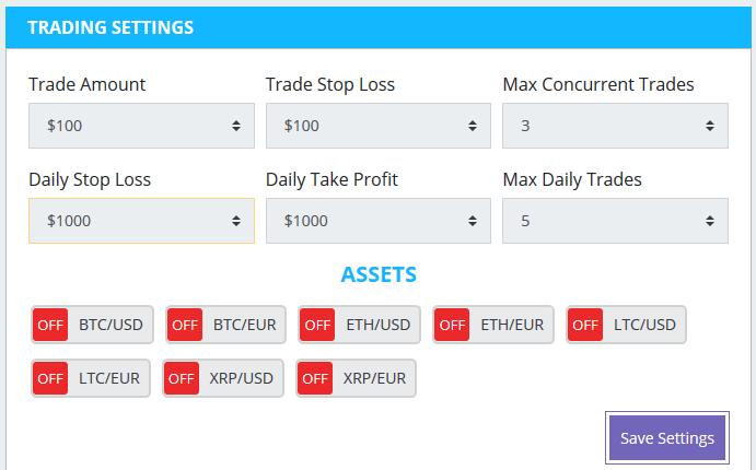 Immediate Edge Bot Trading App