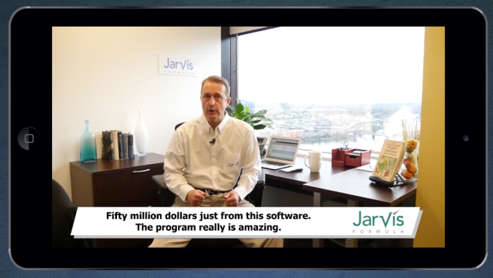 Jarvis Formula Scam Software