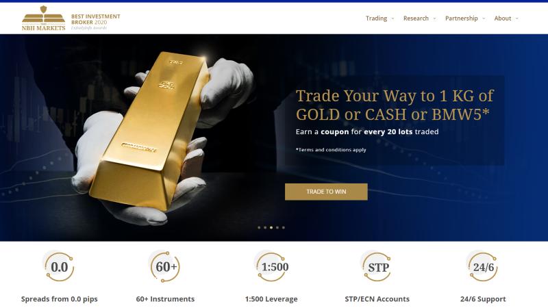 NBH Markets Broker Review