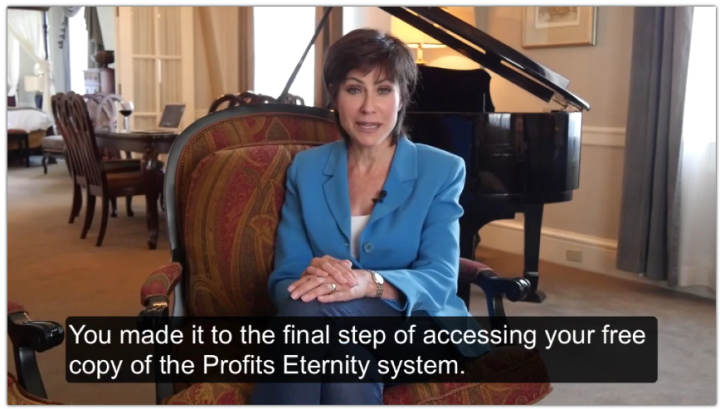 Profits Eternity Scam Jane Creswell