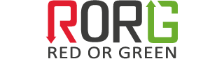 Red or Green RORG Logo