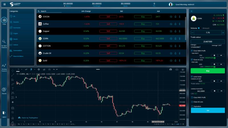 Stanford Equity Trading App Broker