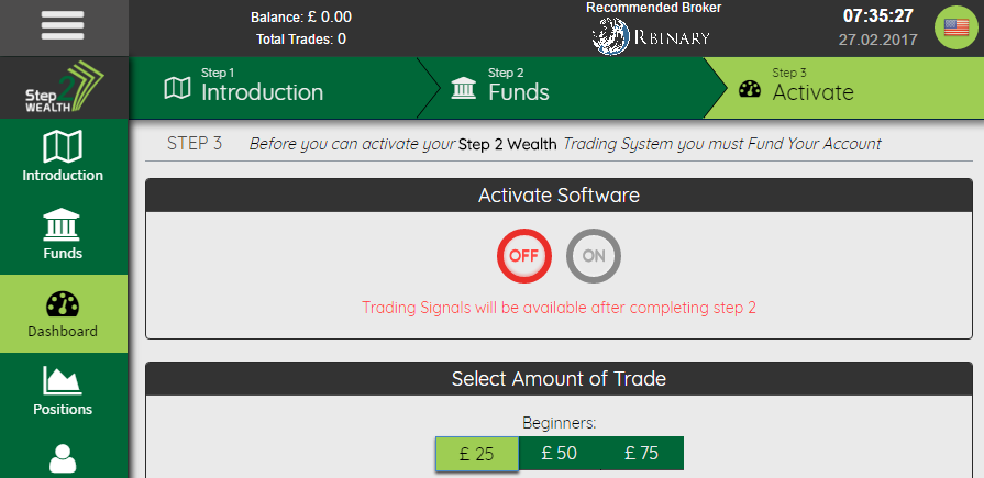 Binary options trading app reviews