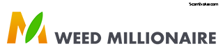 Weed Millionaire Official Logo