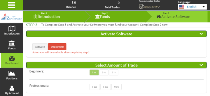 Zen Trader Software Review